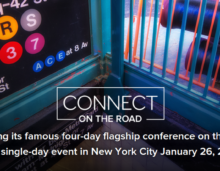 Inman Tech Connect in New York City (#ICNY) in January 2016