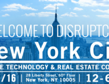 DisruptCRE New York City 2015
